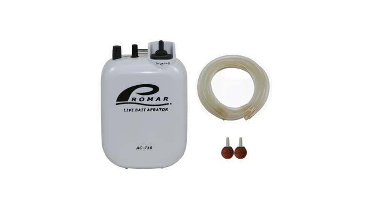 Promar 2 Speed Bait Aerator W/Stone