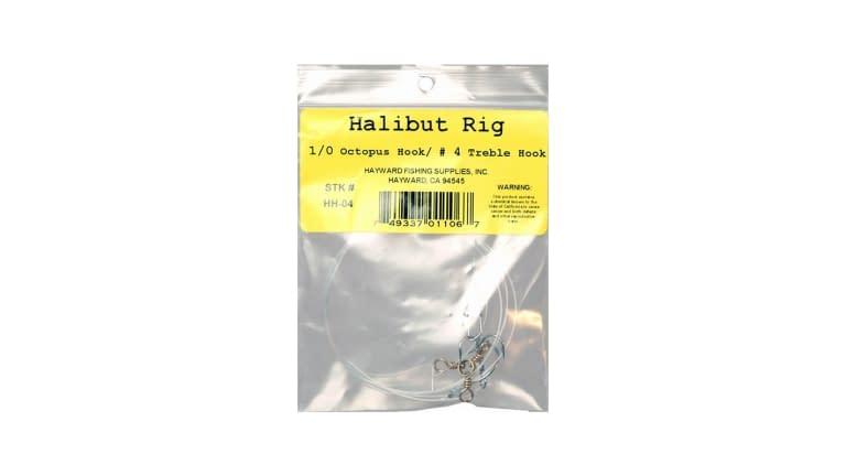 Hayward Halibut Rig