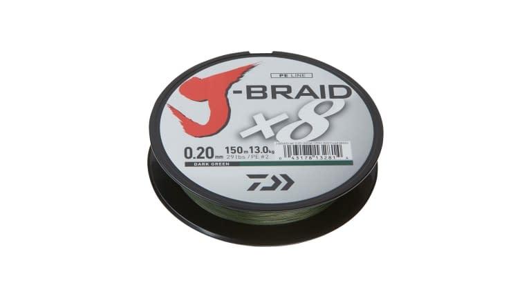 Daiwa J Braid 8 Strand - JB8U40-300DG