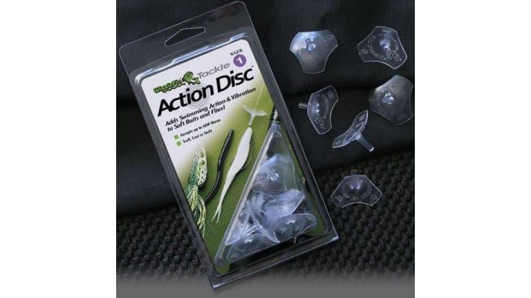 Wigglefin Series II Action Discs
