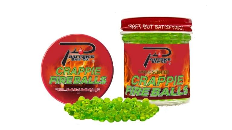 Pautzke Crappie Balls O' Fire - PCR/FBLS/CHT