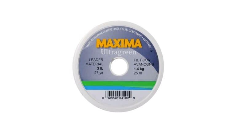 Maxima Ultragreen Leader Wheel