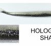Roboworm Curly Tail Worm - Style: Hologram Shad